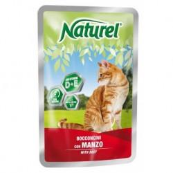 Naturel Cat Beef, kapsička 100 g