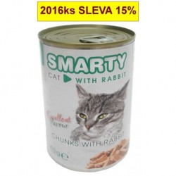 SMARTY chunks CAT 410g KRÁLÍK-8308