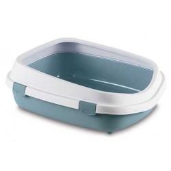 WC Queen, modrošedá