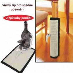Variabilní škrábadlo na nohy stolu/židle-44,5x30m-12745