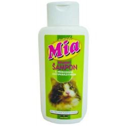 Šampon pro kočky bylinný Mia 250 ml