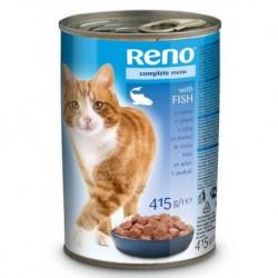 RENO kousky CAT RYBA 415g-9922