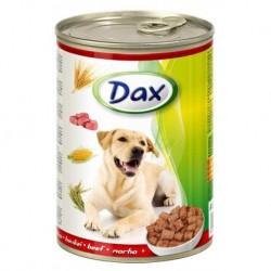 Dax Dog kousky hovězí 415 g