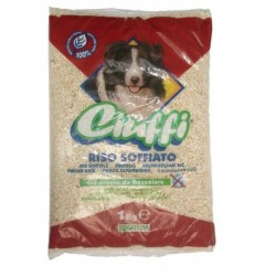CIUFFI RISO Soffiato-pufovaná rýže- 1kg-12394