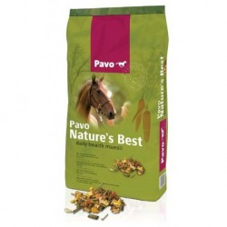 Pavo müsli Enjoy Nature's Best 15 kg