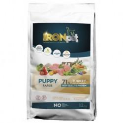 IRONpet TURKEY Puppy Large 12kg-14967