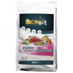 IRONpet Dog Puppy All Breed Beef (Hovězí) 12 kg