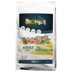 IRONpet TURKEY Mini Adult 12kg-14963