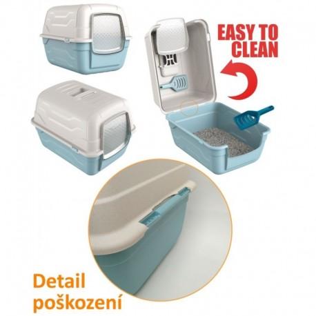 WC RotoToilet 52x40x40 s filtrem a lopatkou -II.JAKOST -Sleva 15%-15011