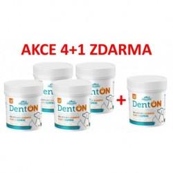 Vitar veterinae DentON (redukce zubního kamene) 100 g AKCE 4+1 ZDARMA