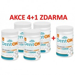 Vitar veterinae DentON (De-Plague) 50g-redukce zubního kamene-4+1 Zdarma-15030