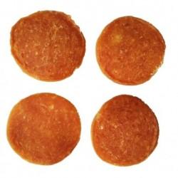 Buvolí kolečko obalené kuřecím masem 5 cm (10 ks)