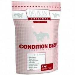 DELIKAN dog ORIGINAL Condition BEEF 1kg-11789-OBJ