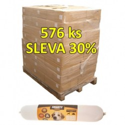 Smarty Exclus. salám HUSÍ-goose 1kg pal.648ks-30%-12705