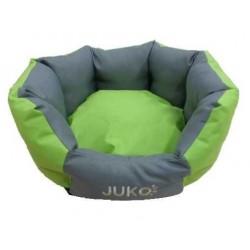 Pelíšek odolný JUKO koruna XS:48x42x20cm-Zelená-13813