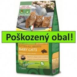 Kiramore Cat Kitten 15kg-POŠKOZENY OBAL-Sleva 20%-15233