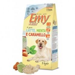 Emy Fruit LATTE,... 1kg mléko, máta, karamel-15253