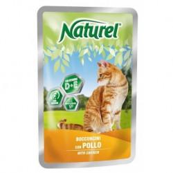 Naturel Cat Chicken, kapsička 100 g