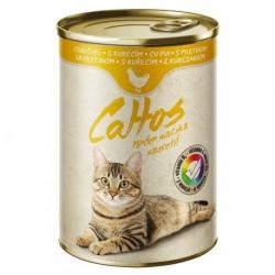 Cattos Cat kuřecí, konzerva 415 g