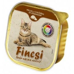 Fincsi Cat vanička Liver 100g-15387