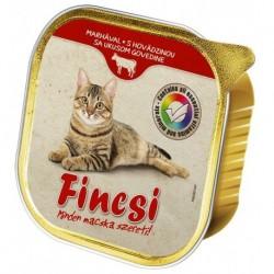 Fincsi Cat vanička Beef 100g-15386