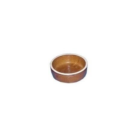 Miska keramická-JEDNODUCHÁ-0,5lt-II.JAK-SLEVA 8%-13306
