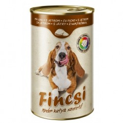 Fincsi Dog with Liver 1240g-15377