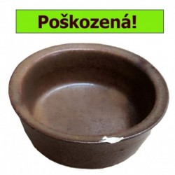 Miska keramická-KŘEČEK-0,25lt/pr.10cm-II.JAKOST-Sleva-11245