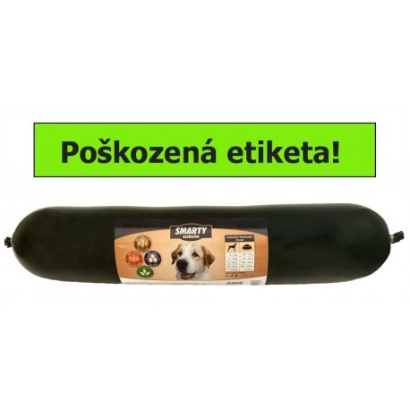 Smarty Exclusive salám HUSÍ-goose 1kg-POŠKOZENÁ ETIKETA-15407
