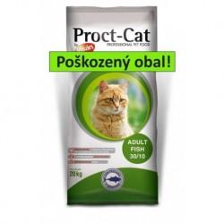 Proct Cat Adult Fish 20 kg - SLEVA 20 % (poškozený obal)