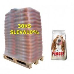 Fincsi Dog Dry food with Poultry 20kg-paleta 30ks-SLEVA-10%-15493