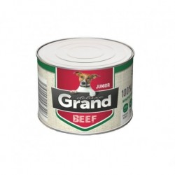 Grand deluxe 100% HOVĚZÍ JUNIOR 180g-15471