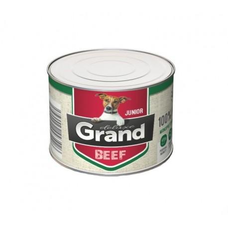 Grand deluxe 100% HOVĚZÍ JUNIOR 180g-15471