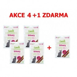 Canvit Snacks CAT Urinary 100g-AKCE 4+1 zdarma-15496