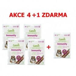 Canvit Snacks Immunity 200g- AKCE 2+1 Zdarma