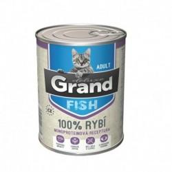 Grand deluxe Cat 100% rybí 400 g