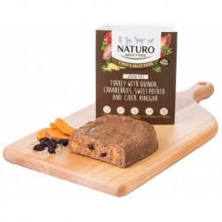 Naturo Chefs Sel.Adult Grain Free Turkey & Quinoa 400g-15524