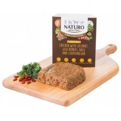 Naturo Chefs Sel.Adult Grain Free Chicken&Coconut 400g-15526