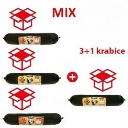 Smarty Exclusive salám MIX druhů 3x18+18ksZDARMA-15574