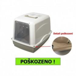 WC uzavřené Vicky - SLEVA 20 % (prasklé v horní části)