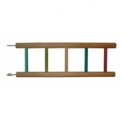 Žebřík barevný 38cm-5 šprušlí-8512