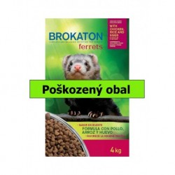 BROKATON fretka 4 kg - SLEVA 20 % (poškozený obal)