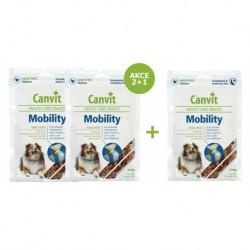 Canvit SNACKS Mobility 200 g AKCE 2+1 ZDARMA