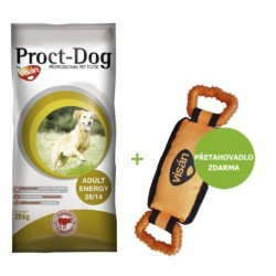 PROCT-DOG Adult ENERGY 20kg + PŘETAHOVADLO ZDARMA