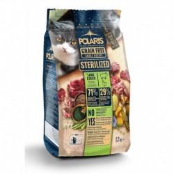 Polaris Cat Sterilized jehně & kachna GF 1,2 kg