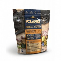 Polaris Cat Adult 3in1 krůta & kachna 400 g