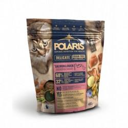 Polaris Cat Adult losos & kachna GF 400 g