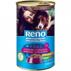 Reno Dog telecí, kousky 1240 g
