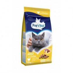 PreVital kočka kuřecí, granule 1,4 kg