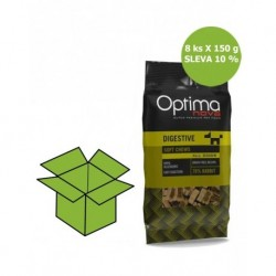 OPTIMAnova Functional Snack Digestive Rabbit 150 g (8 ks) AKCE 10 %